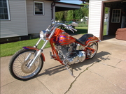 2005 Custom Built Motorcycles Pro Street
