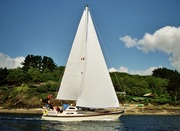 Coastal Skipper Sailing Course