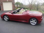 2004 Ferrari 2004 - Ferrari 360