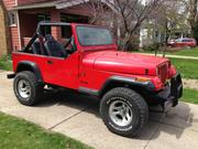 1989 JEEP wrangler Jeep Wrangler Base Sport Utility 2-Door
